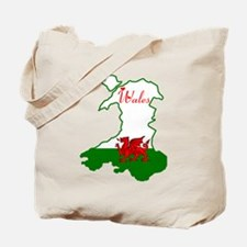 Cool Wales Tote Bag