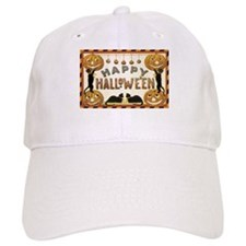 Happy Halloween Baseball Baseball Cap