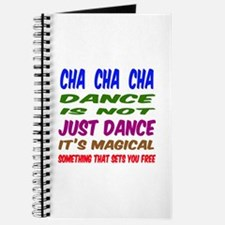 Cha cha cha dance is not just dance Journal