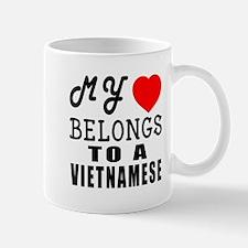 I Love Vietnamese Mug