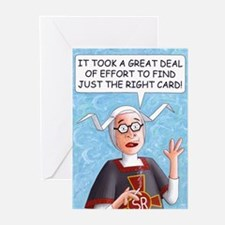 Sister Randy Greeting Cards (Pk of 10)