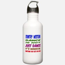 Country Western dance Water Bottle