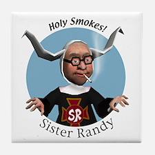 Sister Randy Tile Coaster