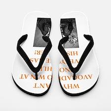 avagadro joke Flip Flops
