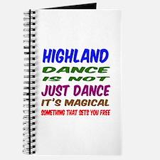 Highland dance is not just dance Journal