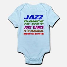 Jazz dance is not just dance Infant Bodysuit