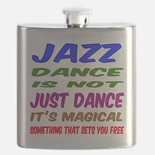 Jazz dance is not just dance Flask