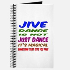 Jive dance is not just dance Journal