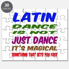 Latin dance is not just dance Puzzle