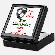 Unique Challenges Keepsake Box
