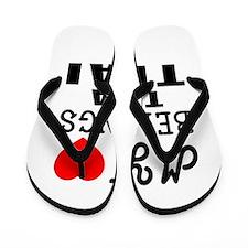 I Love Thai Flip Flops