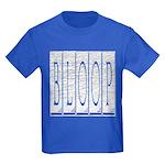 bloop Kids Dark T-Shirt