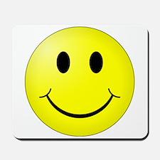 Classic Smiley Mousepad