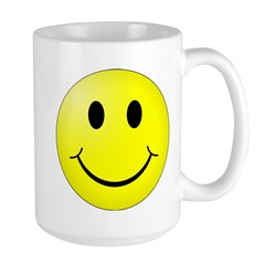 Classic Smiley Large Mug