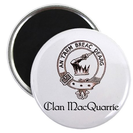 "MacQuarrie Clan 2.25"" Magnet (10 pack)"