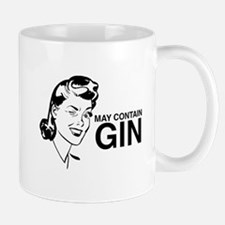 May contain gin Mugs
