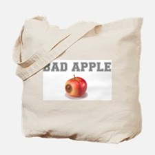 BAD APPLE! Tote Bag