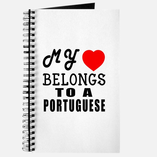 I Love Portuguese Journal