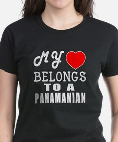 I Love Panamanian Tee