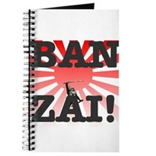 BANZAI - RISING SUN! Journal