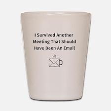 Cute Email Shot Glass