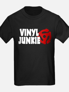 Vinyl Junkie T-Shirt