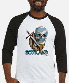 Unique Scottish Baseball Jersey