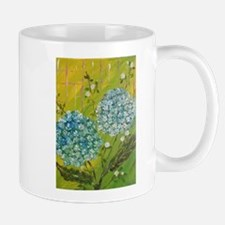 Hydrangea Mugs