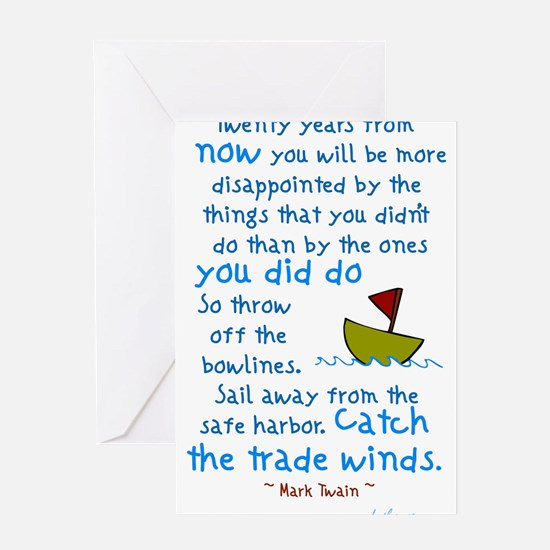 Funny Safely Greeting Card