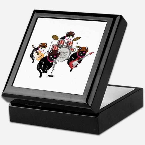 Unique Drums Keepsake Box