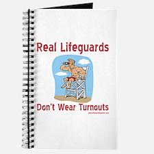 Lifeguard Shirts and Gifts Journal