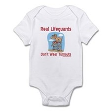 Lifeguard Shirts and Gifts Infant Bodysuit