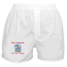 Lifeguard Shirts and Gifts Boxer Shorts