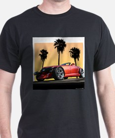 Unique American dream automobile auto boulevard T-Shirt