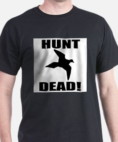 Hunt_Dead_Tan.jpg T-Shirt