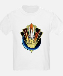 Shuttle Commemorative T-Shirt