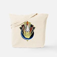 Shuttle Commemorative Tote Bag