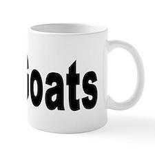 I Love Goats for Goat Lovers Mug