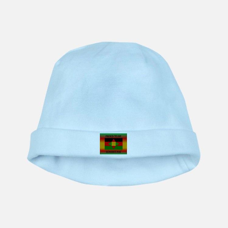 Washitaw Proud baby hat