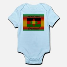 Washitaw Proud Onesie