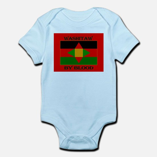Washitaw by Blood Infant Bodysuit