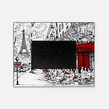 Cute Paris Picture Frame