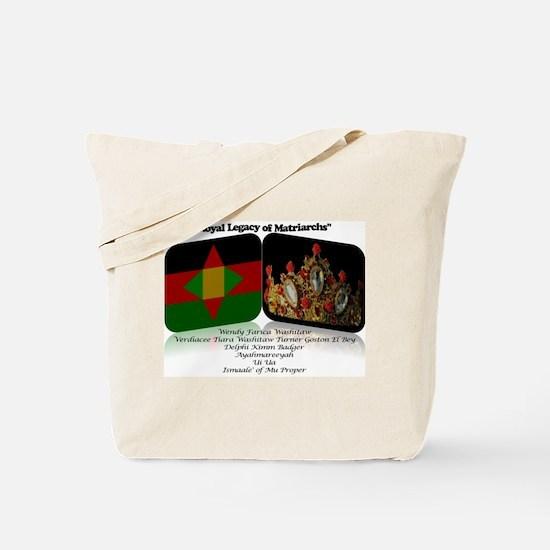 Royal Legacy Tote Bag