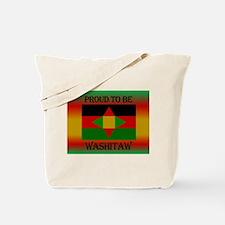 Washitaw Proud Tote Bag