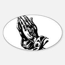 Faith Hands Decal