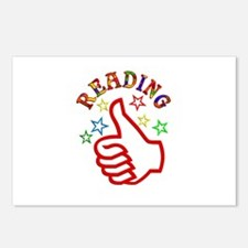 Reading Thumbs Up Postcards (Package of 8)