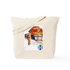 Cute Advertisement Tote Bag