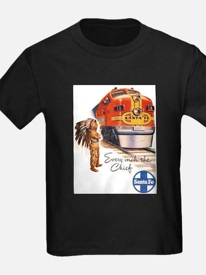 Vintage poster - Santa Fe T-Shirt