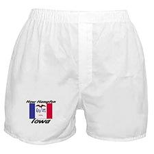 New Hampton Iowa Boxer Shorts
