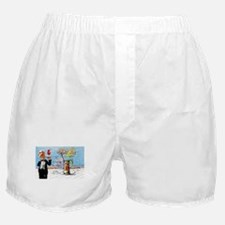 Salty Dog (Pool) Boxer Shorts